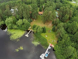 Cozy Cottage on Grand Portage Lake, Right on ATV and Snowmobile Trail!