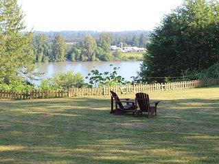 Cottage at Fraser River Front