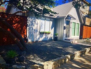 Completely Renovated 2bed/2bath Home with Office & Yard - Perfect for Dog Owners