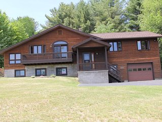 Adirondack Adventure - Beautiful Adirondack property in Tupper Lake.