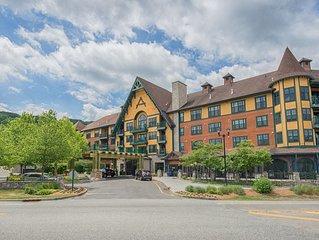 2 Bedroom 2 Bath Hotel Condo at Mountain Creek Resort