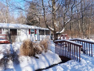 A Lake Vacation Home In a Peaceful Quiet Setting! A cozy, warm, welcoming place
