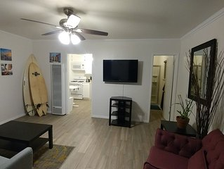 Ocean Beach Vacation House (1 Bedroom + Pull-Out Sofa)