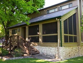 Family Getaway - 3Br/2Ba - ON the Guadalupe River