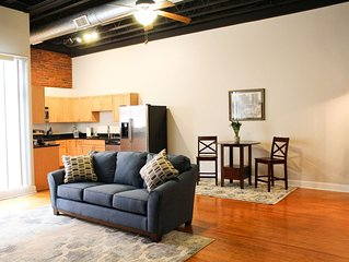 Welcome to the River City Loft!