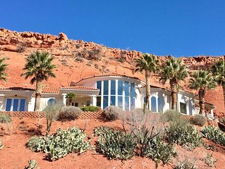 Adams Family 'Red Hill White House' Grand Retreat 180 ° View sleeps 24
