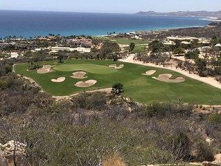 5 Bedroom Villa Puerto Los Cabos. Sea of Cortez and Golf Views