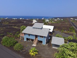 New Milolii Beach Home with Panoramic Ocean and Mountain Views