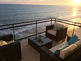 Brand new 9th floor Beach/Oceanfront Condo in beutiful Mazatlan