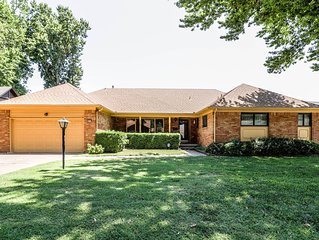 Beautiful Home, Great Tulsa Location.