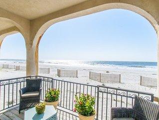 Oceanfront with 4 Oceanfront balconies!!!