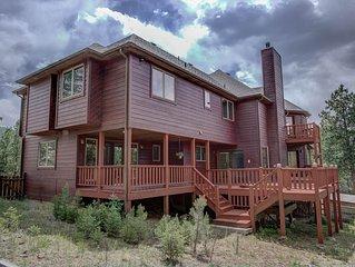 Spacious Mountain Home