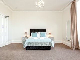 Super central Luxury in ❤ of Edinburgh's Historic New Town
