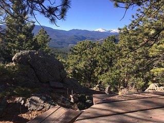 Breathtaking  Mountaintop Retreat