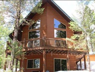 Mountain Pines Luxury Cabin 3 Bedrooms+4 bath+WiFi