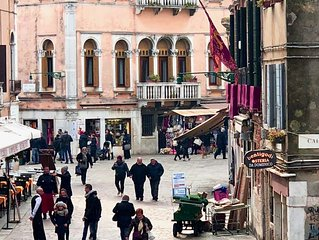 Ca Giulia - charming and  beautiful apartment in the Cannaregio area