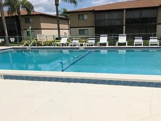 Seasonal condo renting in Ft.Myers