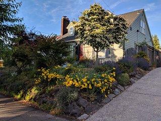 SE Portland Getaway & Natural Habitat