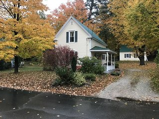 Beautiful Location... 3 Bedroom Cottage in North Conway Village