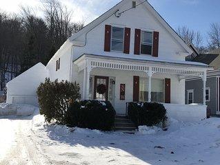 For the 2019-20 Season- Gentle Rental on Pleasant Street