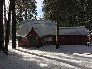 Cozy Dorrington Cabin