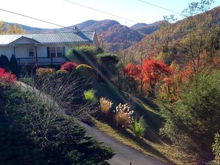ABOVE AVERAGE SMALL-PET FRIENDLY GETAWAY WITH A GREAT MTN VIEW