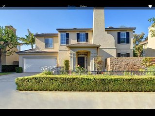 Centrally located ( Beaches, Disney Land, LA ). Beautiful 2 story house