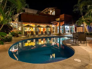Two Casa's and two pools near the beach!!
