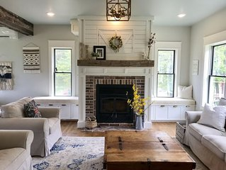 Stay * Leelanau Winery + family friendly house