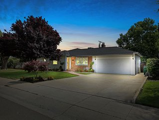 Beautiful and relaxing Old Lodi Home