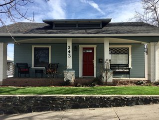 Downtown Prescott on Historic Mt Vernon - 3 Bedroom / 2 Bath / Offstreet Parking