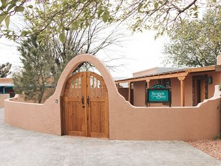 Charming Adobe House In Mesilla, Nm