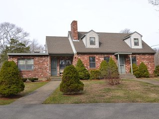 Beautiful 3-Bedroom, 2-Bathroom House, Close to the Water, in Westport, MA