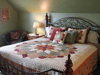 Martha's Guest Suite: Less than 3 miles from Sight and Sound Theater.