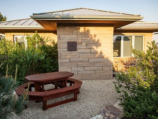 Ranch Guest House on Land Conservatory.