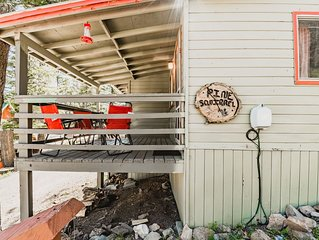 Pine Squirrel: Cute 1 bedroom in the Upper Canyon!