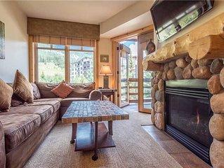 Tucker Mountain 224: 1 BR / 1 BA 1 bedroom in Copper Mountain, Sleeps 4
