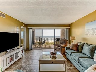 4th Floor remodled Oceanfront condo, easy boardwalk access to the beach.  Exclus