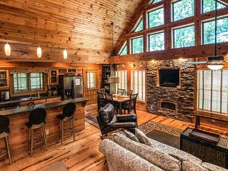 Sanctuary Cabin - Mr Lake Lure Vacation Rentals