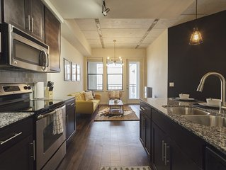 Stylish 1BD in the Heart of Vanderbilt