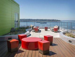 Belltown Waterfront Suite 2bd 2