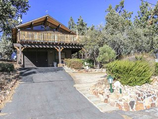 Above It All Ultra Serene 2BR Chalet w/ Amazing Sun Deck Views