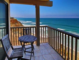 Beautiful  RARE 3 bedroom OCEANFRONT condo!