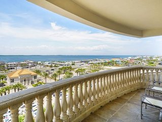 Beach Club 4B Condo - Located Directly on the Gulf of Mexico