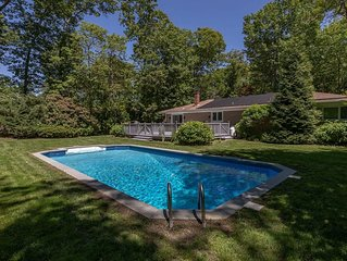 Refined Ranch in Clearwater Beach w/ Half-Acre Lawn & Heated Pool, 1 Mi...