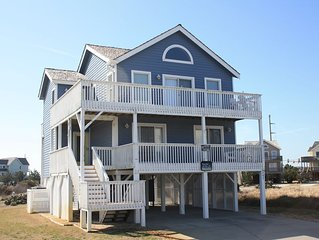 Time Out: Oceanside four bedroom home with easy beach access and community pool
