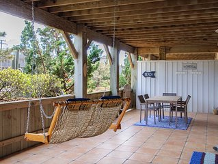Swell Time: 2 bedroom first floor condo, oceanside, YMCA amenities, short walk t