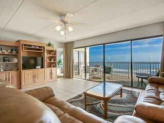 Modern and Beautiful  7th Floor 3 Bed/2 Bath Oceanfront condo that sleeps 7.. La