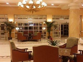 Explore Vegas with Grand Desert Resort!