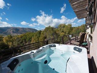 Luxury Vacation Home in Eden, Utah - 4 Bedrooms Sleeps up to 10
